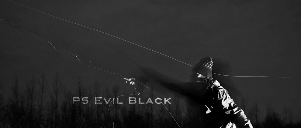 P5 Evil Black - Don't fall behind